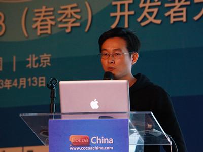 Cocos2d-HTML5游戏引擎作者林顺:HTML5来袭,准备好了吗