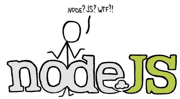 Node到底是个啥?浅谈node.js 初体验