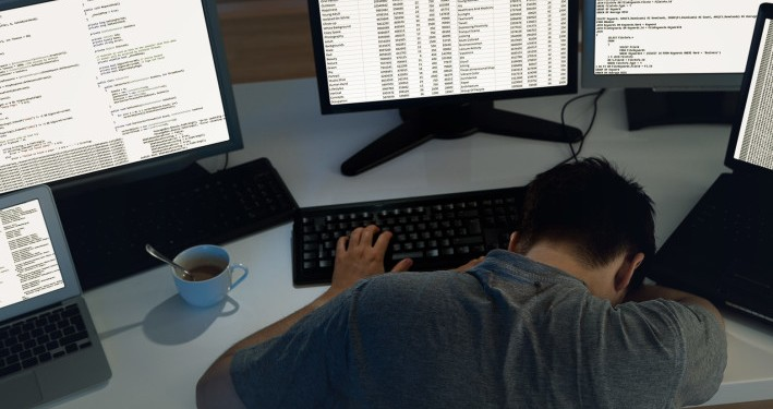 """程序员如何从""""职业倦怠""""中恢复过来"""