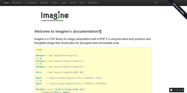 10个最佳的PHP图像操作库一些最好的用于开发的PHP图形操作库