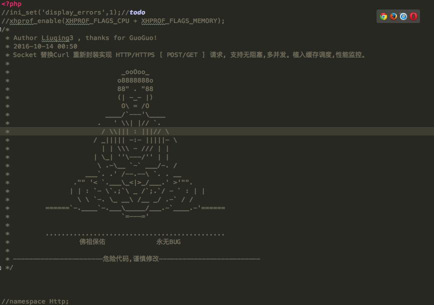 php用socket重写CURL实现多线程资源请求代码