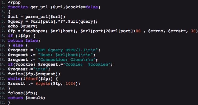 PHP发送HTTP请求的6种方法,知道4种算你牛
